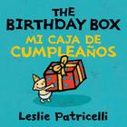 The Birthday Box/Mi Caja de Cumpleanos (Leslie Patricelli Board Books) Cover Image