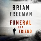 Funeral for a Friend: A Jonathan Stride Novel Cover Image