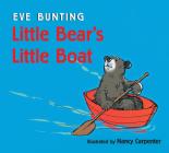 Little Bear's Little Boat (lap board book) Cover Image