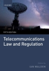 Telecommunications Law and Regulation Cover Image