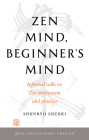 Zen Mind, Beginner's Mind: 50th Anniversary Edition Cover Image