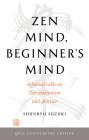 Zen Mind, Beginner's Mind: 50th Anniversary Edition Cover Image