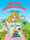 Not Your Mother's Goose Coloring Book Cover Image