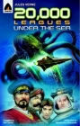 20,000 Leagues Under the Sea: The Graphic Novel (Campfire Graphic Novels) Cover Image