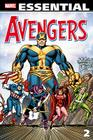 Essential Avengers - Volume 2 Cover Image