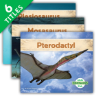 Dinosaurs Set 3 (Set) Cover Image