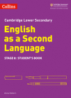 Collins Cambridge Checkpoint English as a Second Language – Cambridge Checkpoint English as a Second Language Student Book Stage 8 Cover Image