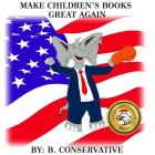 Make Children's Books Great Again Cover Image