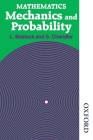 Mathematics - Mechanics and Probability (Mathematics S) Cover Image