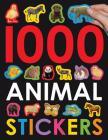 1000 Animal Stickers (Sticker Activity Fun) Cover Image