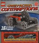 Lego Crazy Action Contraptions Cover Image