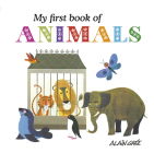 My First Book of Animals Cover Image