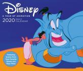 Disney 2020 Daily Calendar: (2020 Daily Calendar, Family Calendar for 2020, Disney Daily Film Calendar) Cover Image