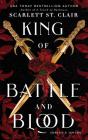 King of Battle and Blood (Adrian X Isolde) Cover Image