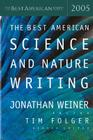 The Best American Science & Nature Writing 2005 Cover Image