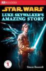 Luke Skywalker's Amazing Story (DK Readers: Level 1) Cover Image