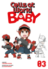 Cells at Work! Baby 3 Cover Image