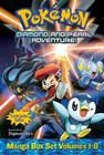Pokemon Diamond and Pearl Adventure! Box Set Cover Image