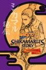 Naruto: Shikamaru's Story--A Cloud Drifting in the Silent Dark (Naruto Novels) Cover Image