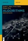Algorithms: Design and Analysis (de Gruyter Textbook) Cover Image