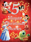 Disney 5-Minute Christmas Stories (5-Minute Stories) Cover Image