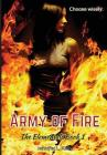 Army of Fire: The Elementals Book 1 Cover Image