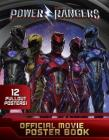 Power Rangers Official Movie Poster Book Cover Image