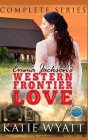 Complete Series: Emma Jackson's Western Frontier Love Books 1-4 Cover Image