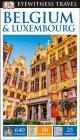 DK Eyewitness Belgium and Luxembourg (Travel Guide) Cover Image