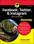 Facebook, Twitter, and Instagram for Seniors for Dummies Cover Image
