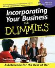 Incorporating Your Business for Dummies Cover Image
