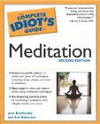 The Complete Idiot's Guide to Meditation, 2nd Edition Cover Image