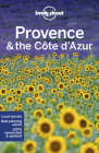 Lonely Planet Provence & the Cote d'Azur 10 (Travel Guide) Cover Image