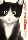 Cat + Gamer Volume 1 Cover Image