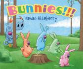 Bunnies!!! Board Book Cover Image