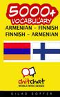 5000+ Armenian - Finnish Finnish - Armenian Vocabulary Cover Image