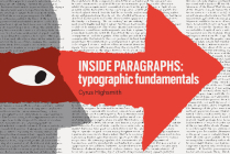 Inside Paragraphs: Typographic Fundamentals Cover Image