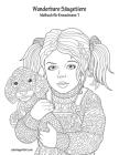 Wunderbare Säugetiere Malbuch für Erwachsene 1 Cover Image