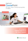 Lippincott CoursePoint for Taylor's Clinical Nursing Skills Cover Image