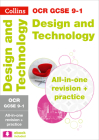 Collins GCSE Revision and Practice: New Curriculum – OCR GCSE Design & Technology All-in-One Revision and Practice Cover Image