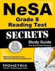 NeSA Grade 8 Reading Test Secrets, Study Guide: NeSA Exam Review for the Nebraska State Accountability Test Cover Image