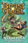 Beast Quest: Nersepha the Cursed Siren: Series 22 Book 4 Cover Image