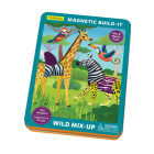 Wild Mix-Up Magnetic Build-It Cover Image