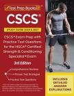 CSCS Study Guide 2020 and 2021 Cover Image