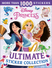Disney Princess Ultimate Sticker Collection Cover Image