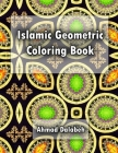 Islamic Geometric Patterns Coloring Book: Relaxing coloring book for all ages and levels Cover Image