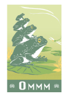 Frog Yoga (Boxed): Boxed Set of 6 Cards Cover Image