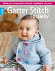 Garter Stitch for Baby Cover Image