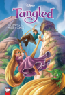 Disney Tangled: The Story of the Movie in Comics Cover Image