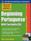Beginning Portuguese [With 2 CDs] (Practice Makes Perfect (McGraw-Hill)) Cover Image